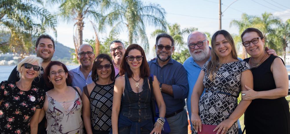 Diretoria da ANPEd se reúne com Comissão Local da UFF e representantes da Secretaria de Educação de Niterói